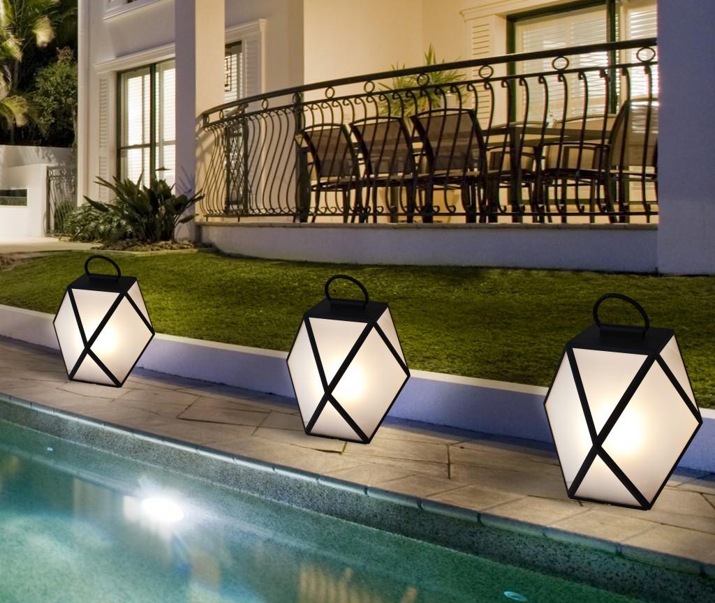 Muse Outdoor Lantern, Go Modern Furniture £680.00