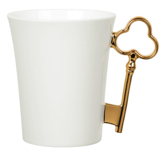 Key Handle Mug, Great British Designs, from £18.00