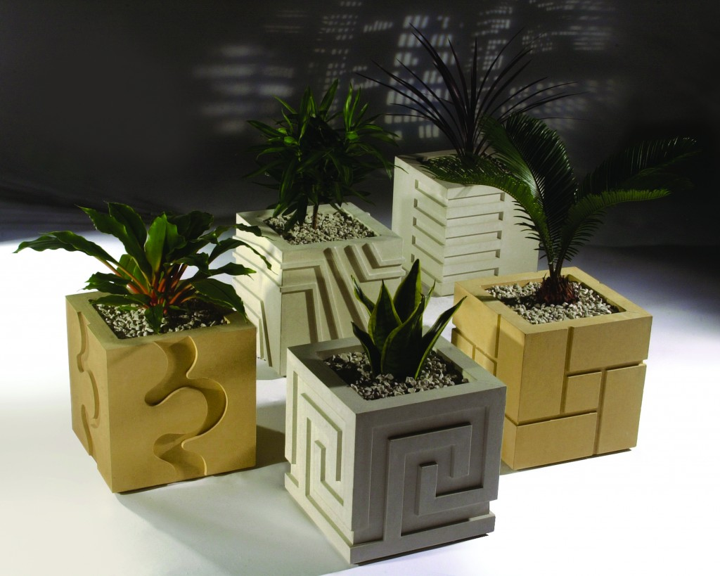 Cube Planter Collection, Haddonstone £99.00