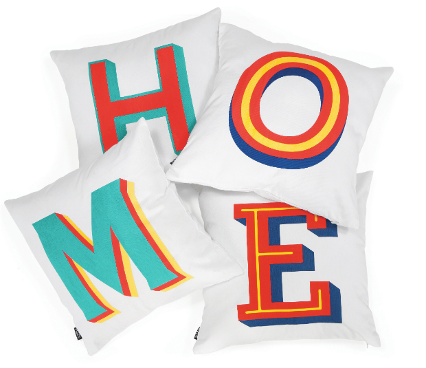 HOME Square Scatter Cushions, MADE.COM £35.00