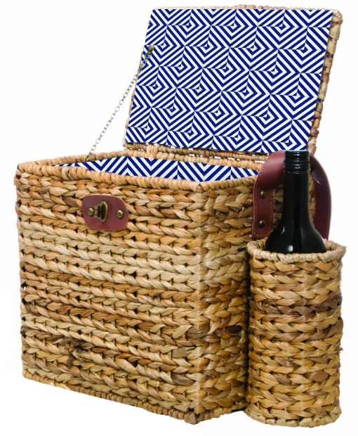 Picnic Basket For Two, Oliver Bonas £56.00
