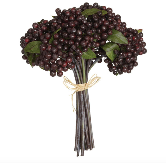 Artificial Berry Bunch, Oka Direct £34.00