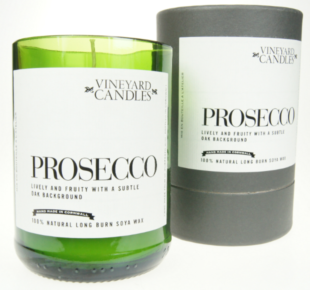 Prosecco Candle, Swanky Maison £16.99