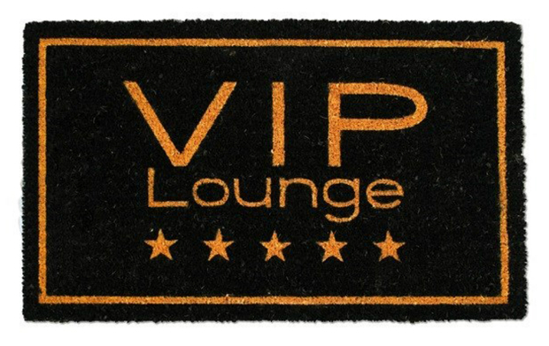 Floor Mat VIP Lounge, The Gift Oasis
