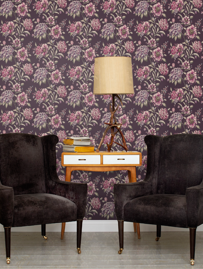 Cordelia Plum, Wallpaper Direct £35.00