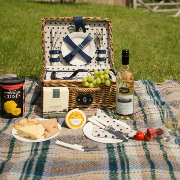 Picnic For Two, flowerfete.co.uk £59.99