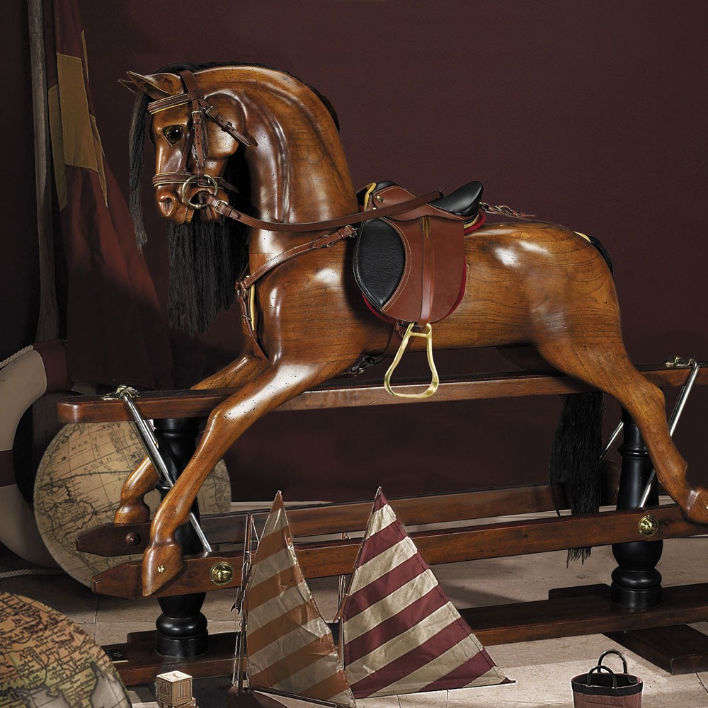 Authentic Models Victorian Rocking Horse, Occa-Home (Was: £2,587.00) Now: £2,069.50