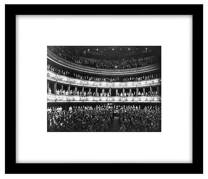 Getty Images Gallery First Nighters Frame Print, John Lewis £150.00
