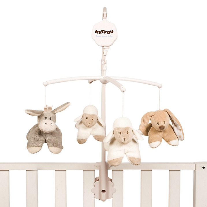 Nattou Animal Mobile, John Lewis £34.95