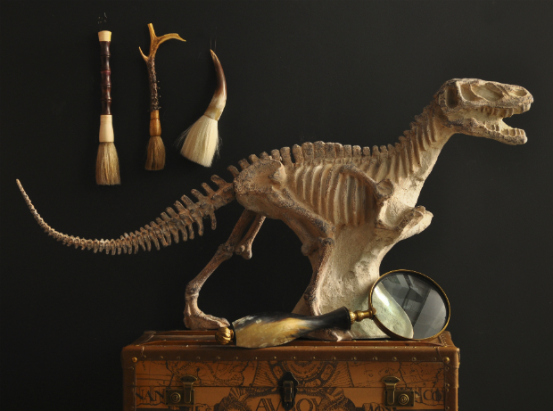 Huge Dinosaur Ornament, Alexander & Pearl £350.00