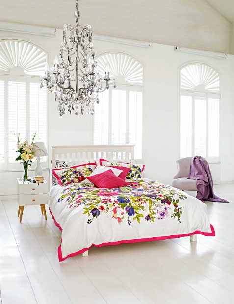 Hallie Print Bedding Set, Marks and Spencer from £39.50 - £69.00