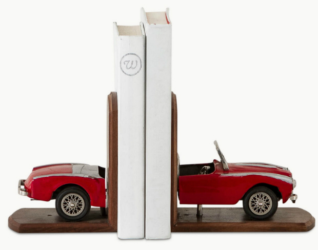 Car Bookends, Hoi Polloi £49.99