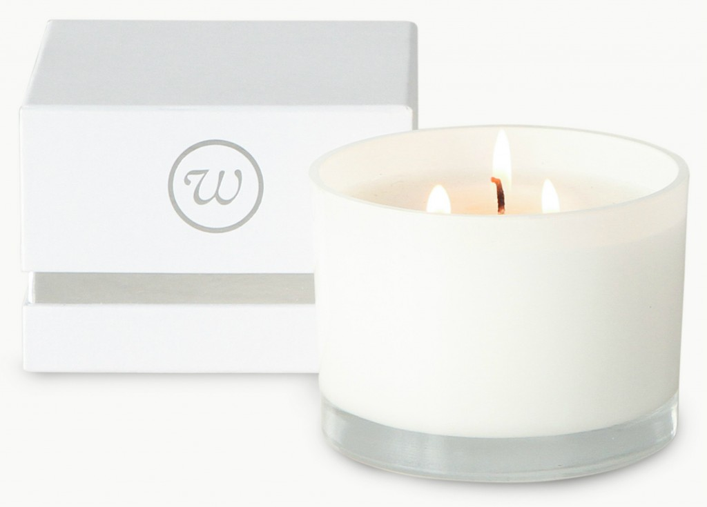 Newport Muse Large Candle, One World Trading Company £19.95