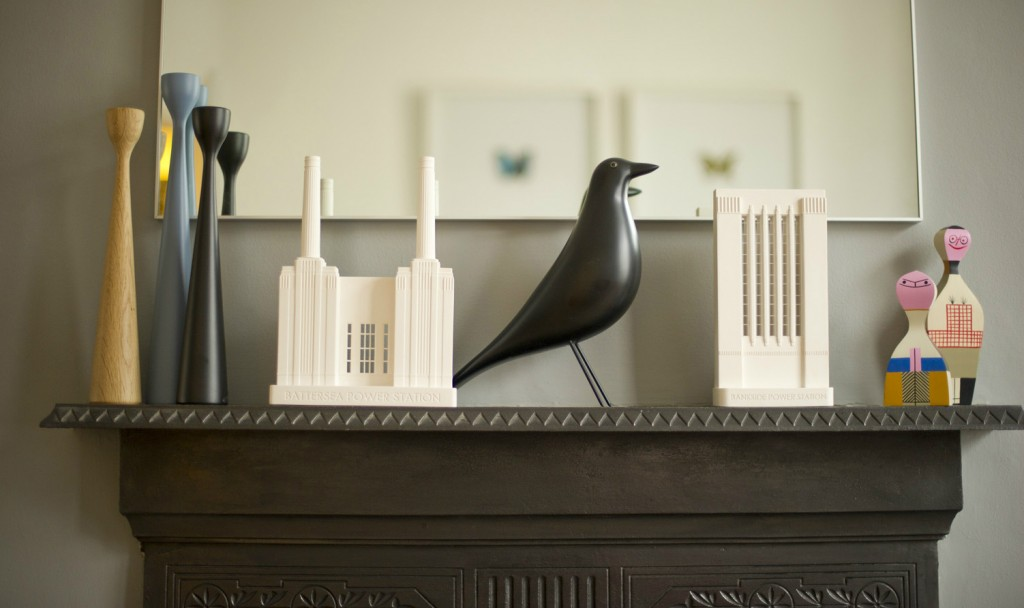 Battersea Power Station by Chisel & Mouse, Rume £140.00