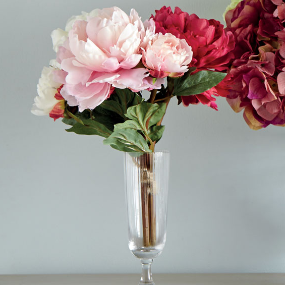 Faux Peonies Bunch, OKA Direct £35.00