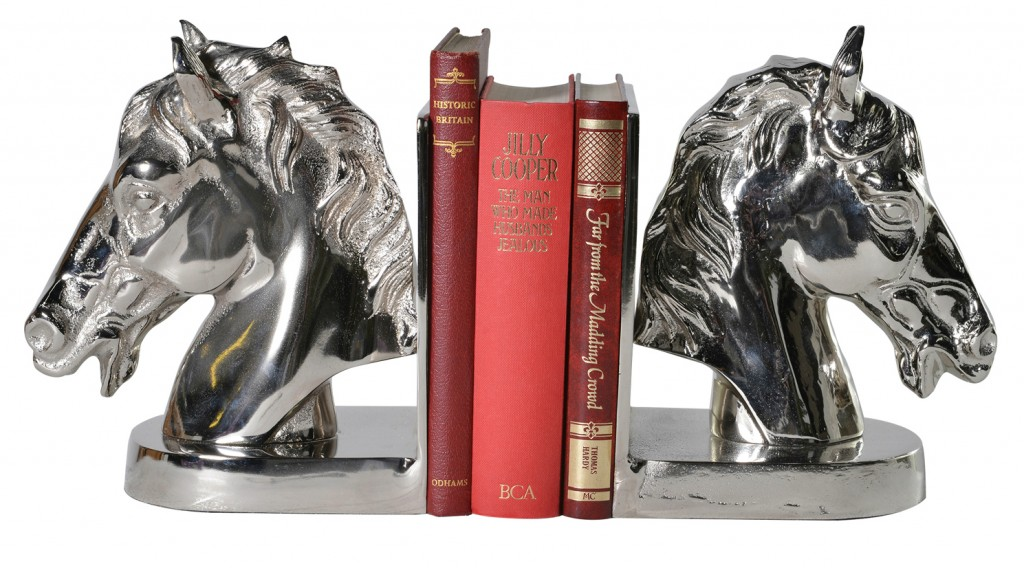 Heads up horsey bookends, Sweetpea & Willow £73.50