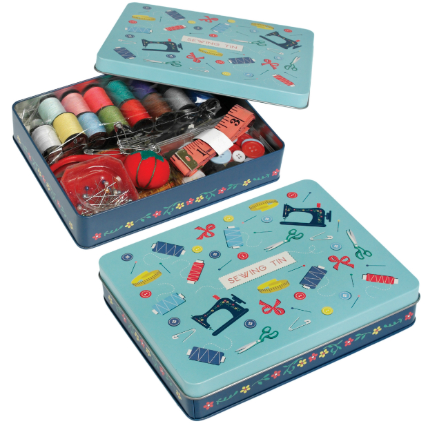 Vintage Crafts Deluxe Sewing Kit, The Contemporary Home £18.00