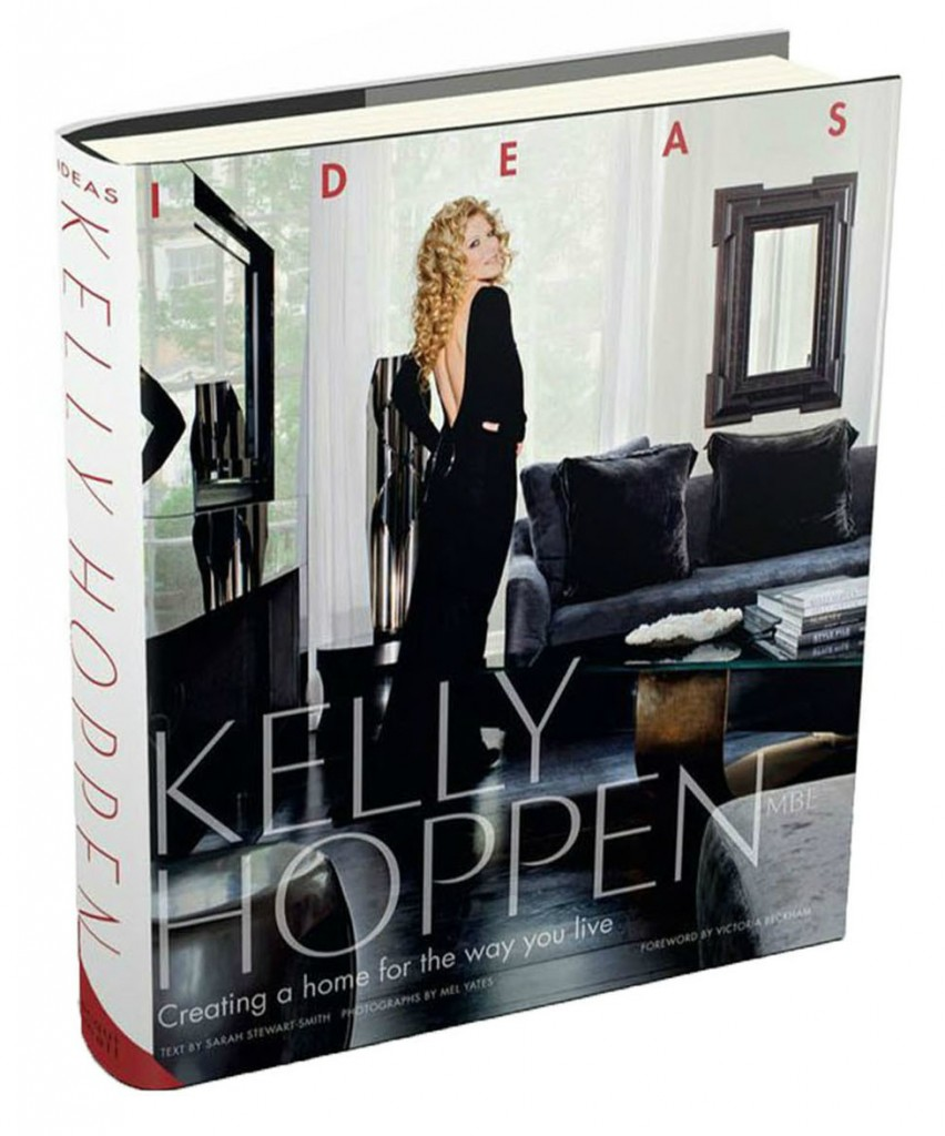 Signed Kelly Hoppen Ideas: Creating a Home for the Way you Live, Kelly Hoppen Home £20.00