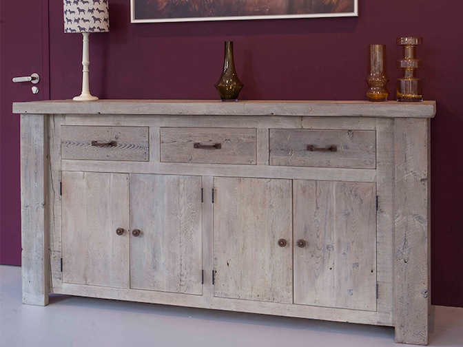 Reclaimed Wood Sideboards – From £890.00