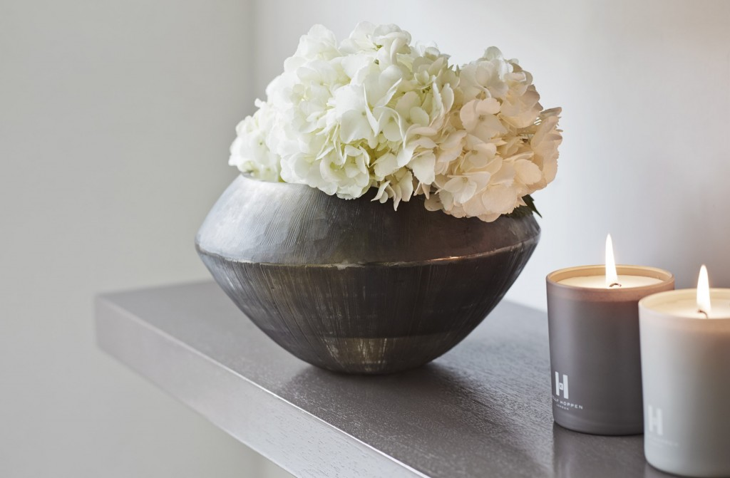 Flat Top Glass Bowl, Kelly Hoppen Home £35.00