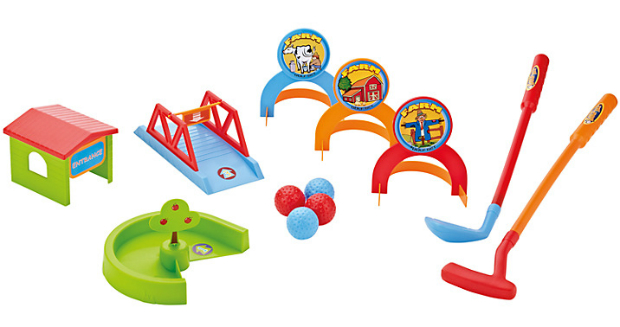 Children's Crazy Golf Set, John Lewis £8.00