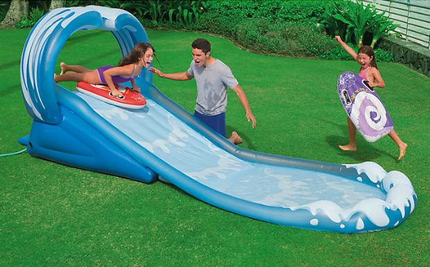 Surf 'n' Slide, John Lewis £75.00