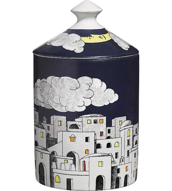 Fornasetti's La Notte di Capri scented candle, Selfridges £115.00