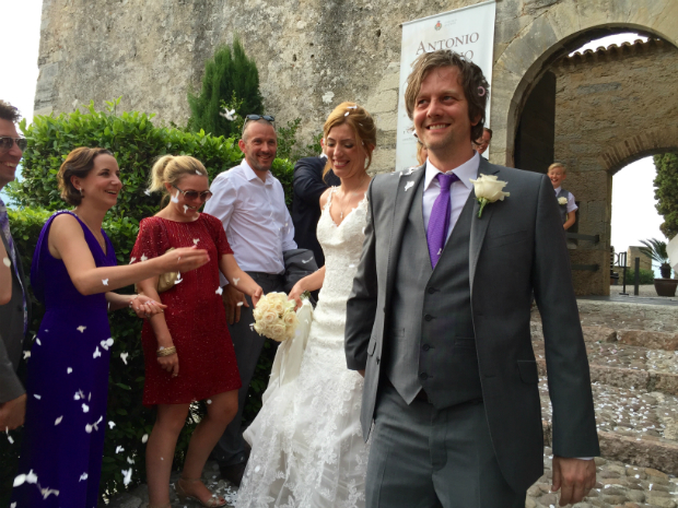 Mark and Leah Wedding