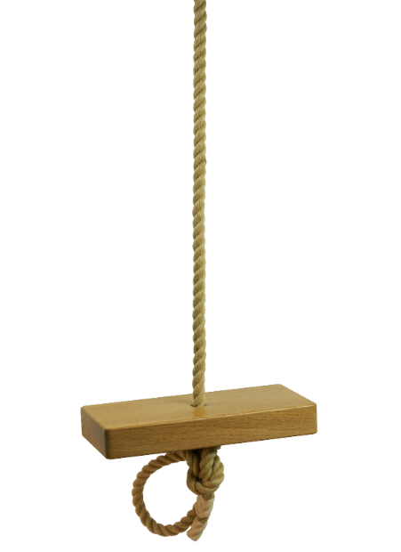 Oak & Rope Monkey Swing, Clare Loves £135.00