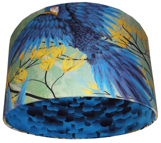 Flying Parrots Lampshade, IN-SPACES £149.00