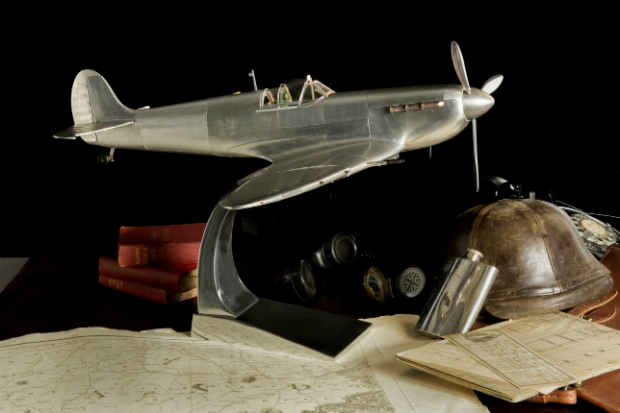 Aluminium Spitfire, Me and My Retail Ltd £550.00