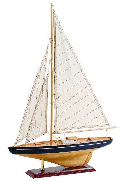 Classic English Sailing Boat Model, The Nautical Company £45.00