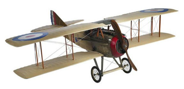 Authentic Models SPAD XIII Model Plane, Pavilion Broadway £264.00