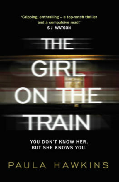 The Girl on the Train, Waterstones, £10.99