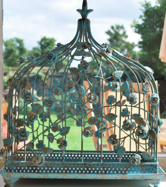 Vintage Birdcage, ANJO Home £89.99