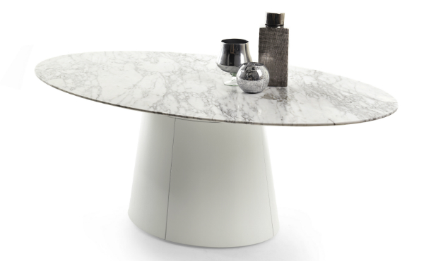 Mogg Botero dining table with storage base, Go Modern Furniture £3,290.00