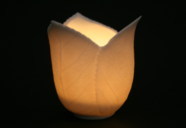 Leaf Votive, IN-SPACES £13.00