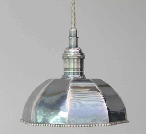 Vintage Pendant Light, Idyll Home (Was £99.00) Now £84.15