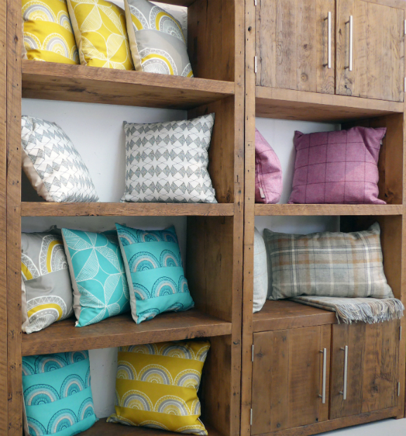 Cushions – from £40