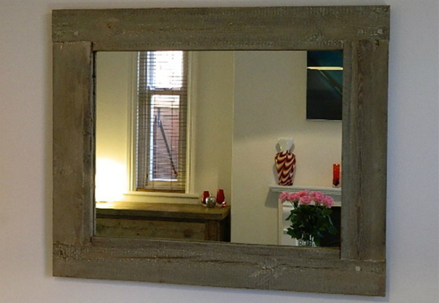 Chunky Mirror, Eat Sleep Live from £160.00