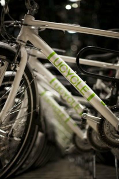 Ucycle Bike Hire Scheme