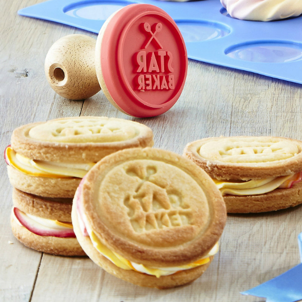 Great British Bake Off Cookie Stamp Set, Lakeland £9.99
