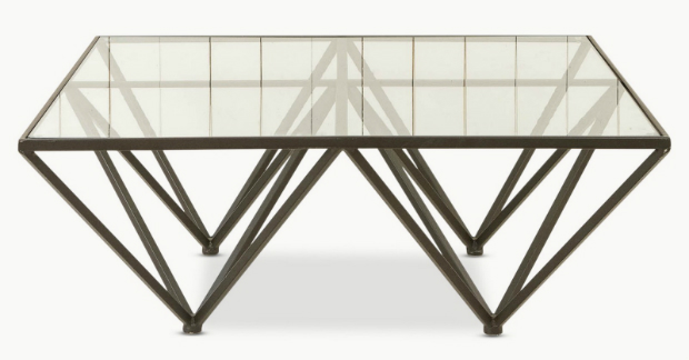 Padstow Pyramid Coffee Table, One World Trading Company £322.50