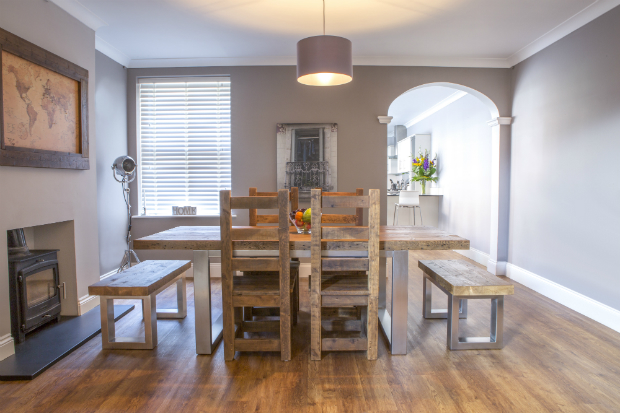 Prestige Dining Table, Eat Sleep Live, from £1,680.00