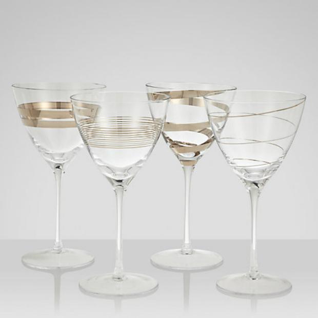 LSA International Gatsby Wine Glasses, John Lewis £70.00