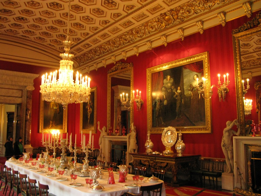 Chatsworth_House,_Dining_room
