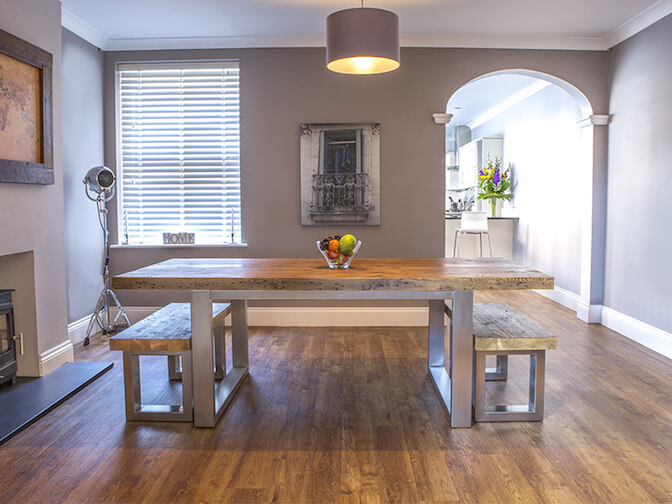 Prestige Dining Table, from £1930