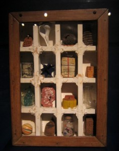 Upcycled Art Joseph Cornell