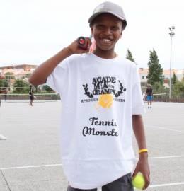 T-shirt Academia dos Champs (Branco ou Preto)