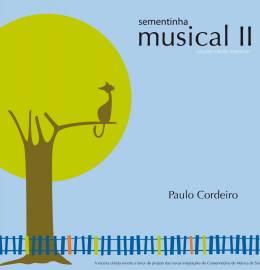 CD de Música para Bebés - Sementinha Musical II